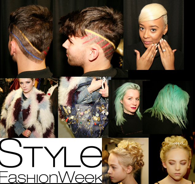 Seen on Scene @ Style Fashion Week - 2016