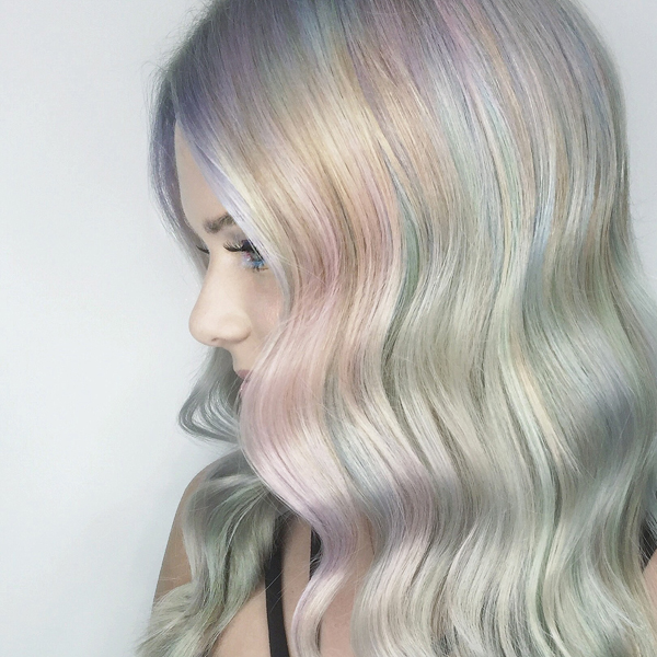 Pretty Pastel Hair Colors – 2017