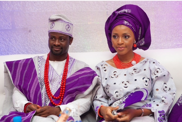 The Wedding That Brought Patience Jonathan, Omawunmi, Naeto