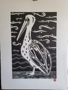 you are what you eat - heron