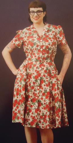 Gerties New Book for Better Sewing Shirtwaist Dress