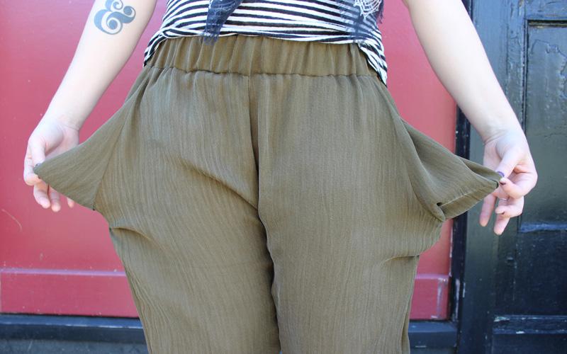 Hudson Pants by Helen's Closet