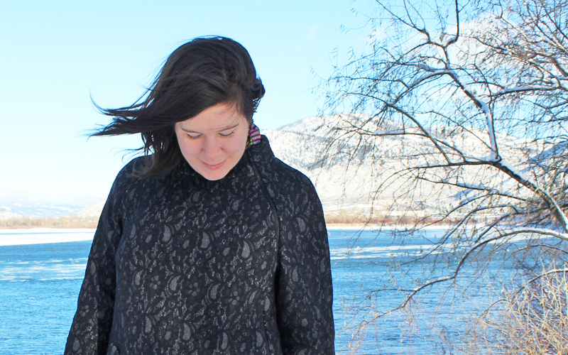 Closet Case Files Clare Coat by Helen's Closet