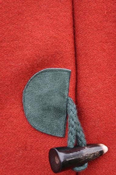 Grainline Studio Cascade Duffle Coat by Helen's Closet
