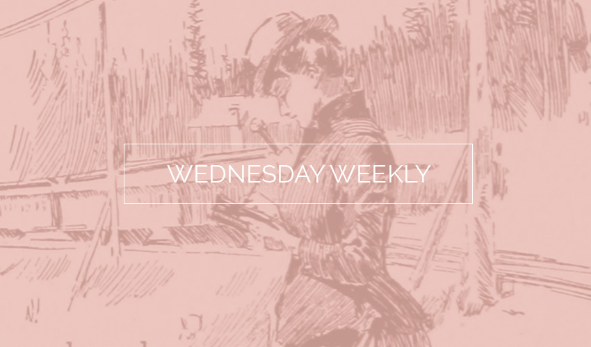 Wednesday Weekly #21