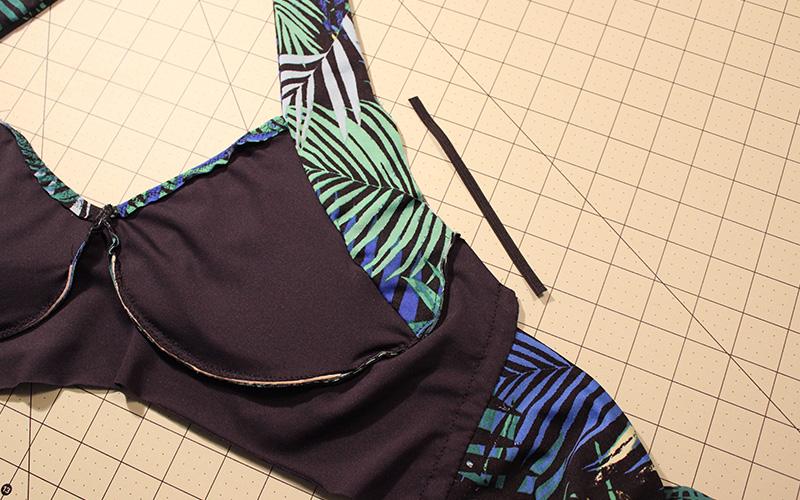 Reno Swimsuit Bikini Sewalong by Helen's Closet