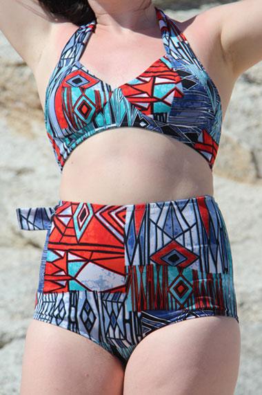 Reno Swimsuit Dakota Bikini by Helens Closet Sewing