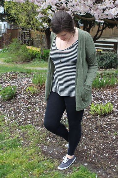 Grainline Studio Driftless Cardigan by Helen's Closet