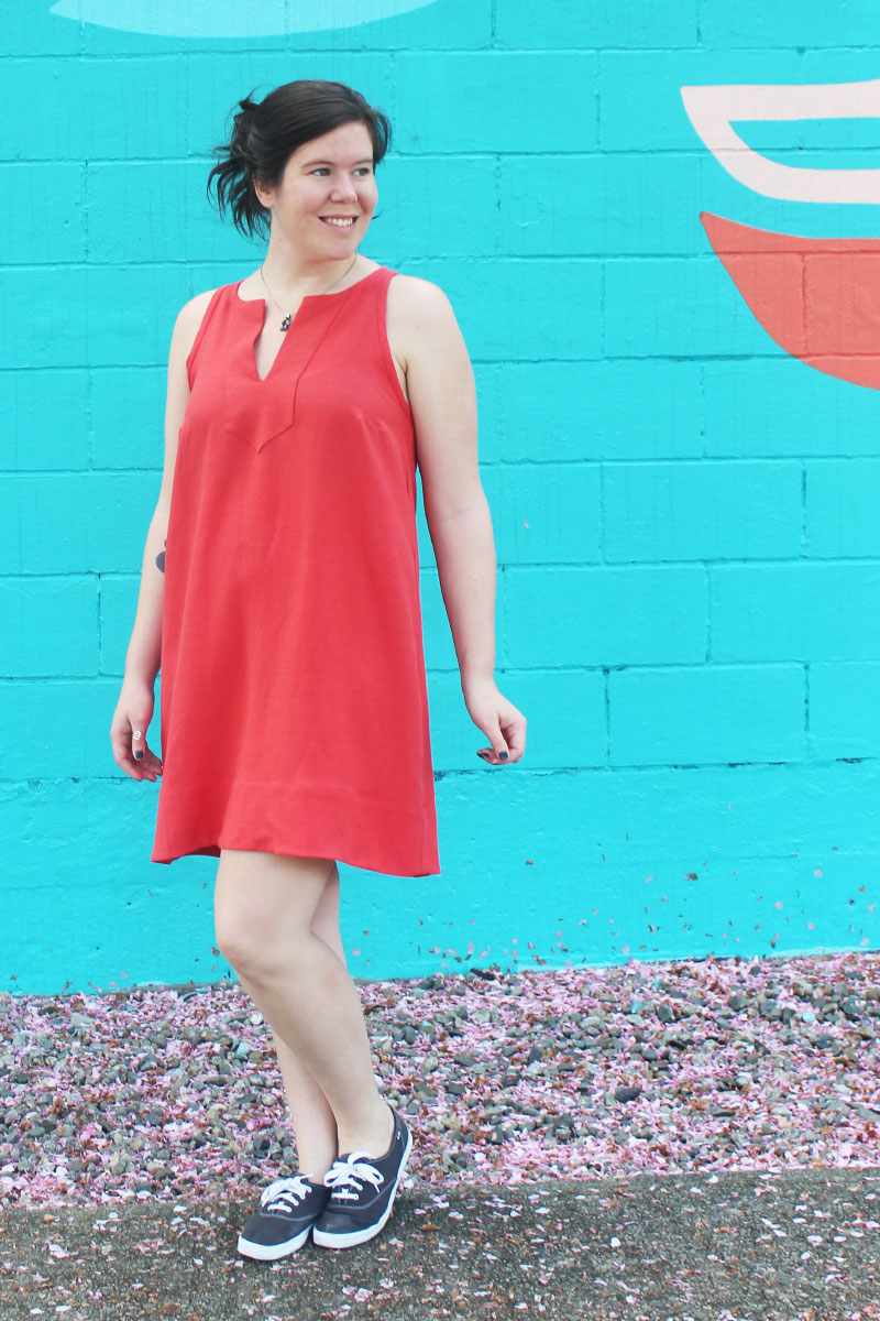True Bias Colfax Dress by Helen's Clsoet
