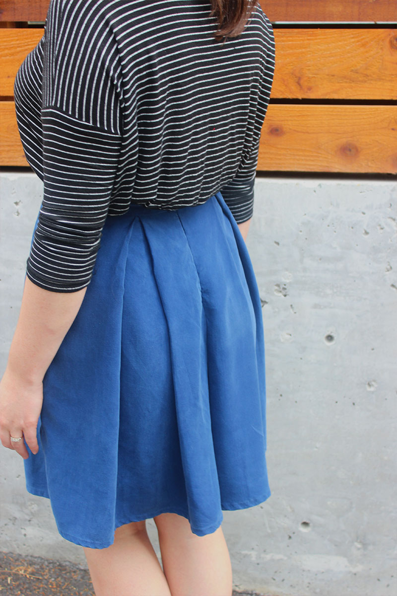 Winslow Culottes View B by Helen's Closet
