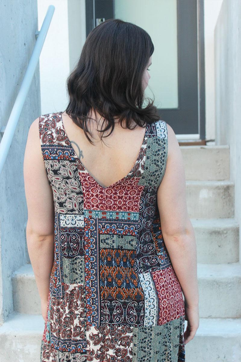 Papercut Patterns Sway Dress by Helen's Closet