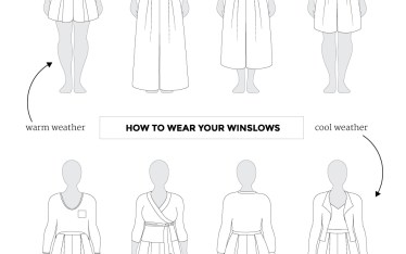 How to Wear Culottes
