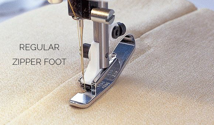 Regular Zipper Foot