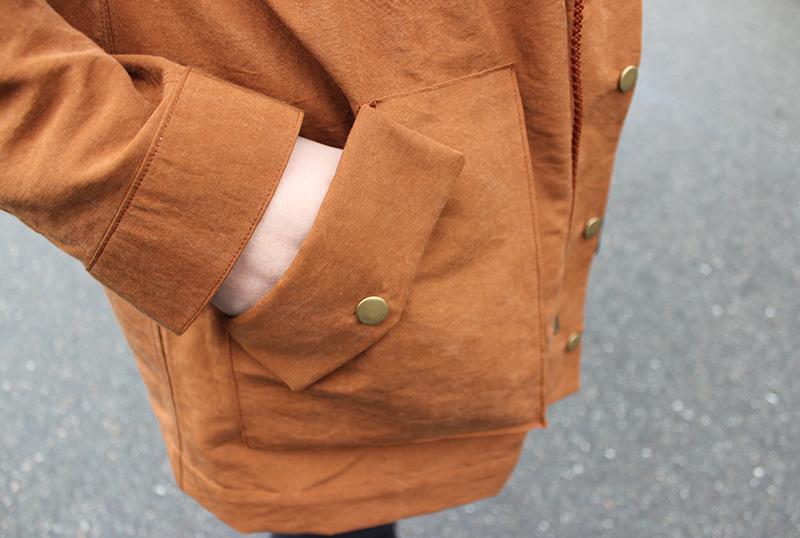 Kelly Anorak Pockets