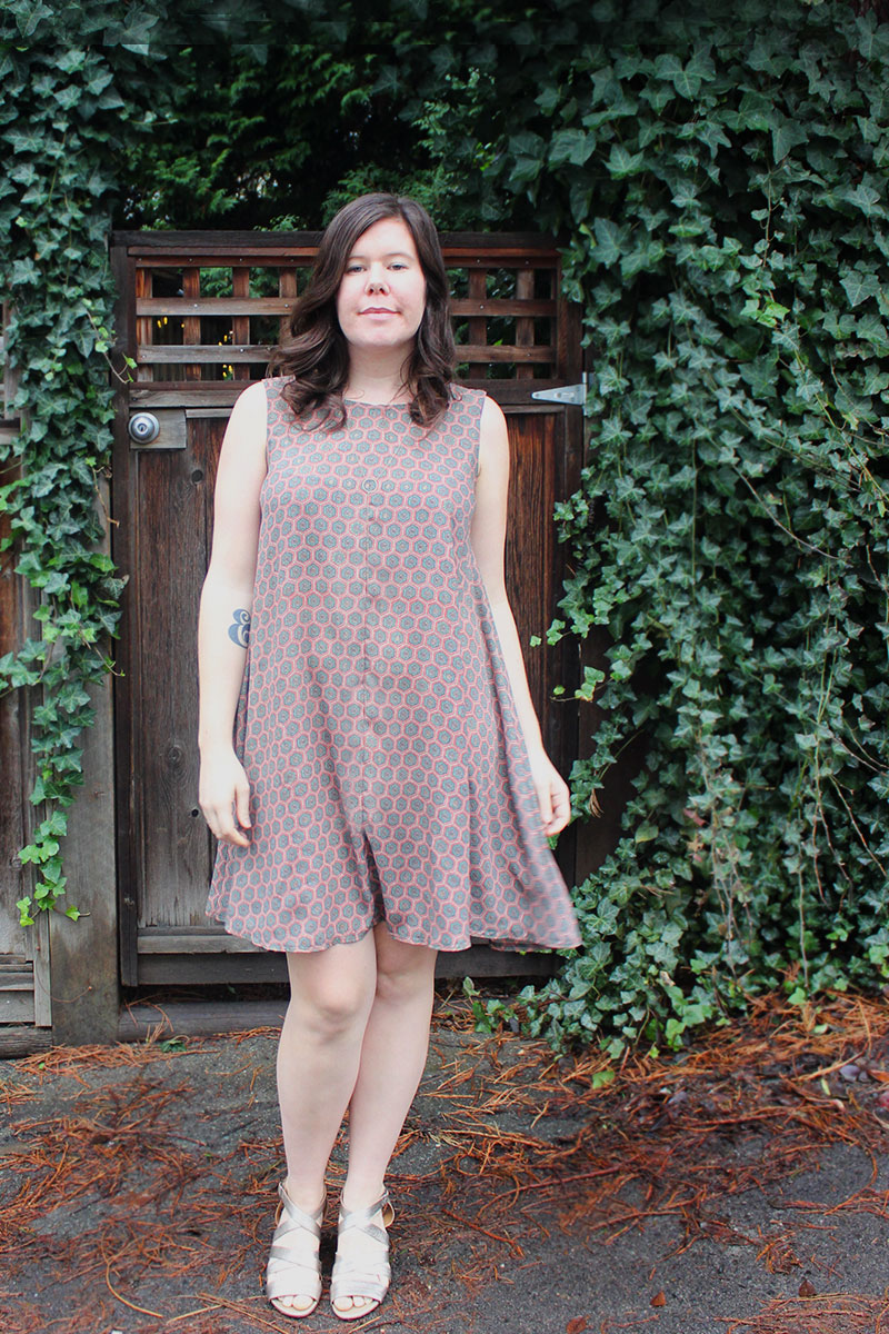 Papercut Patterns Sway Dress