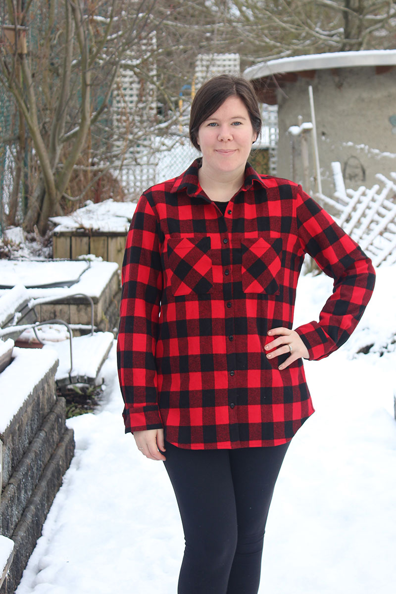 Grainline Studio Archer Button-up