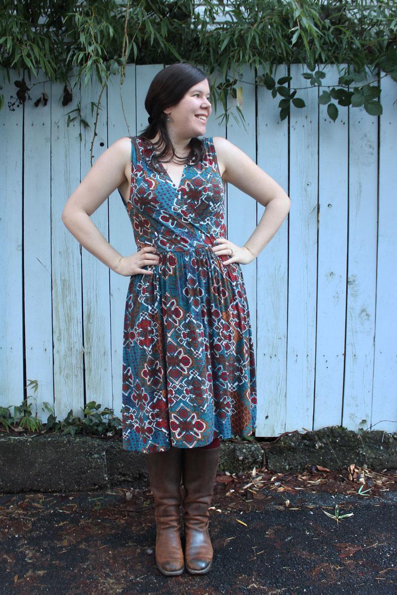 Colette Wren Dress