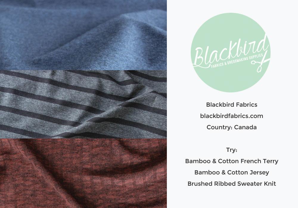 Blackbird Fabrics