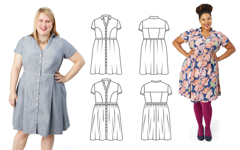 Best shirtdress patterns