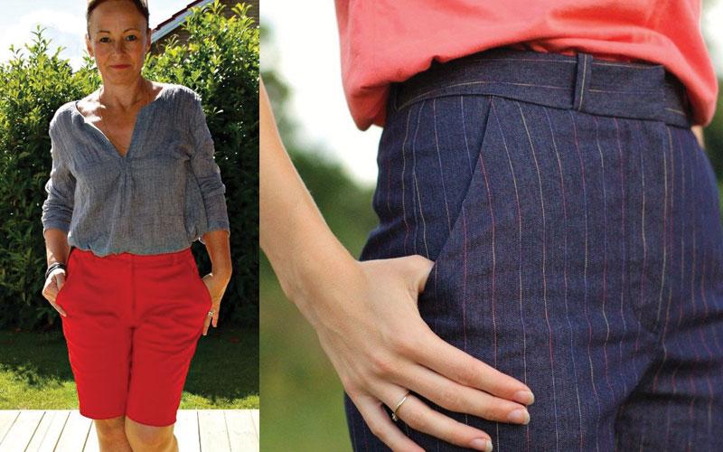 Frida Shorts