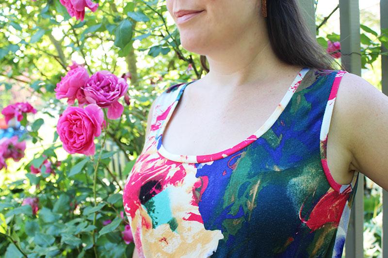 Knit Southport Dress