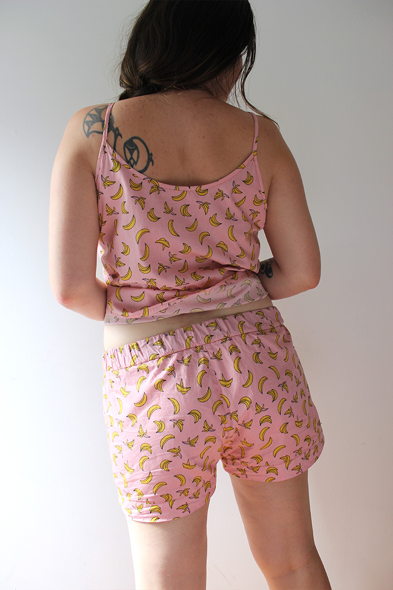 Carolyn Pajama Shorts
