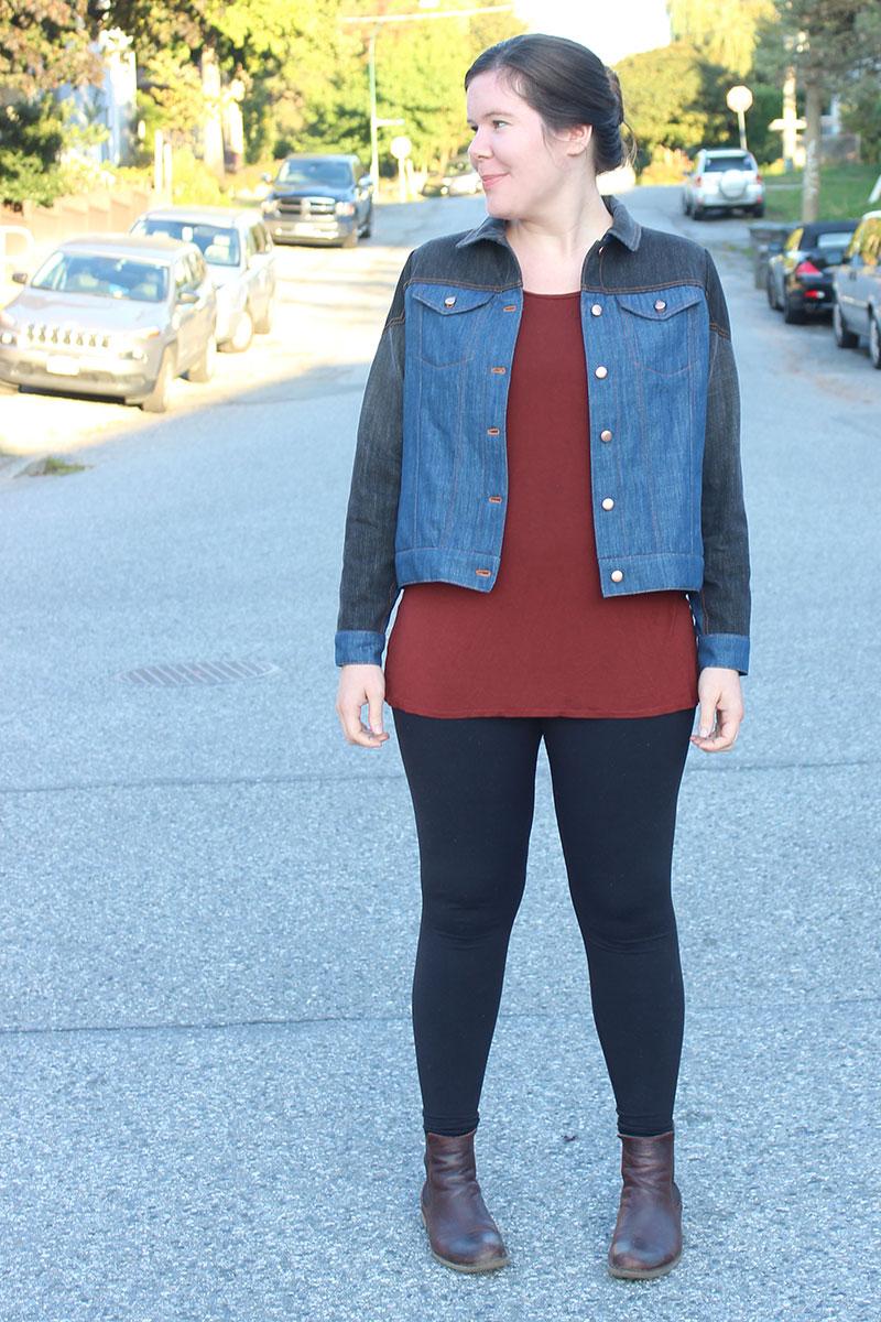 Alina Design Co Hampton Jacket