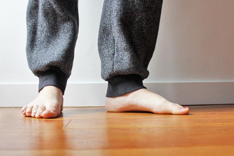 Hudson pants and Linden Sweatshirt