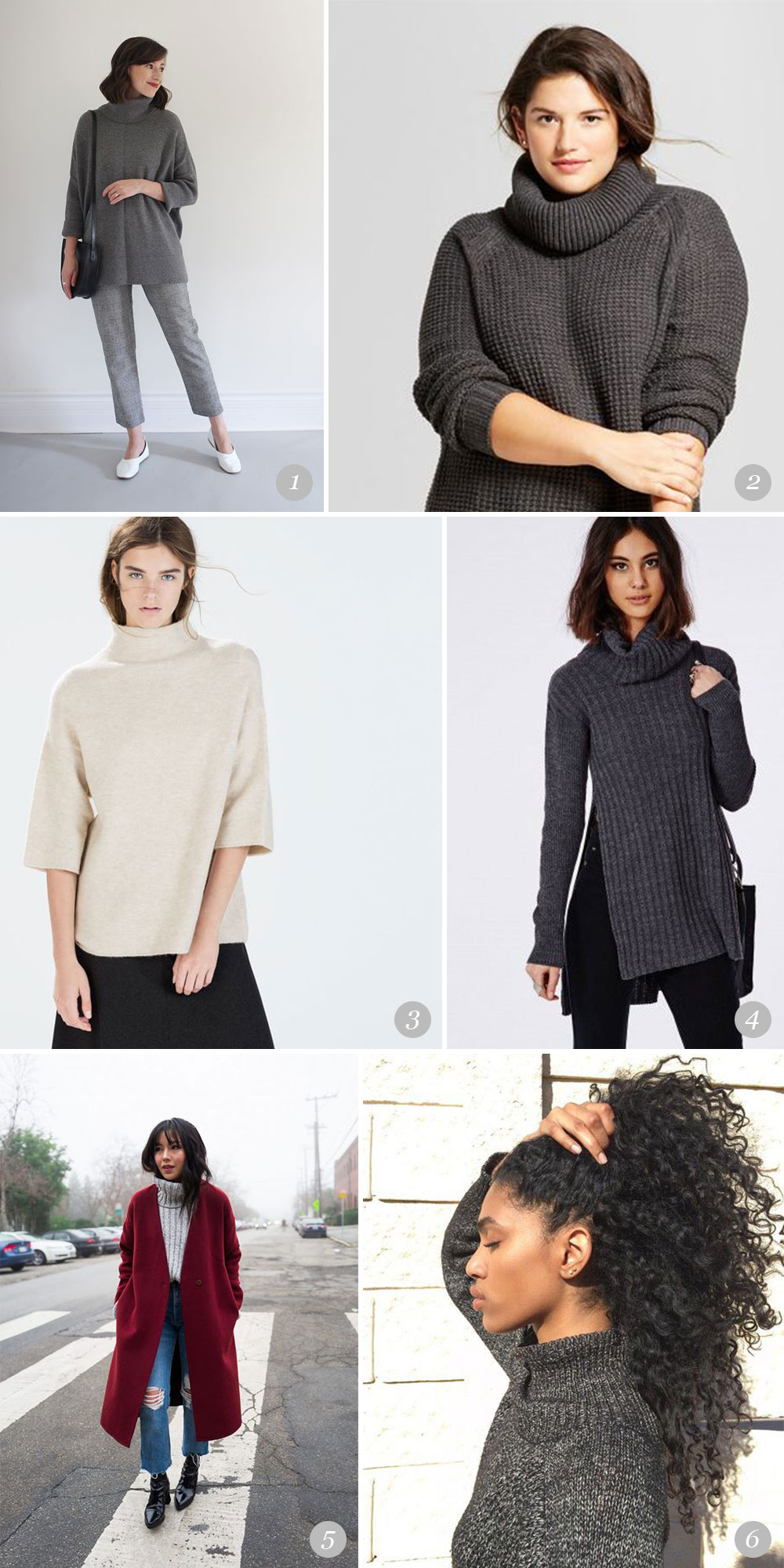 Elliot Sweater and Tee Inspiration