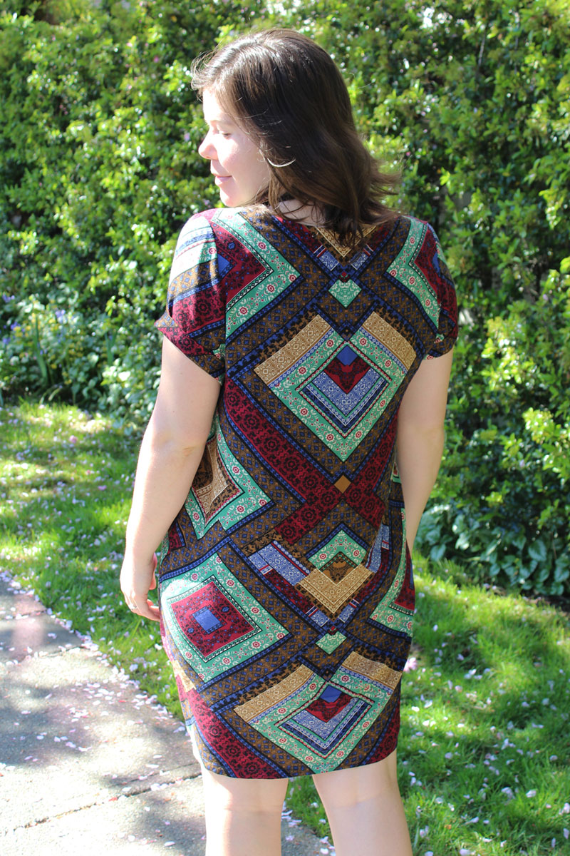 Named Inari Tee Dress by Helen's Closet