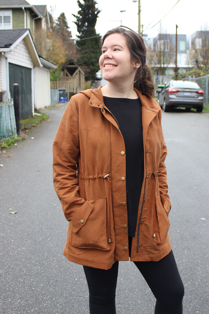 Kelly Anorak
