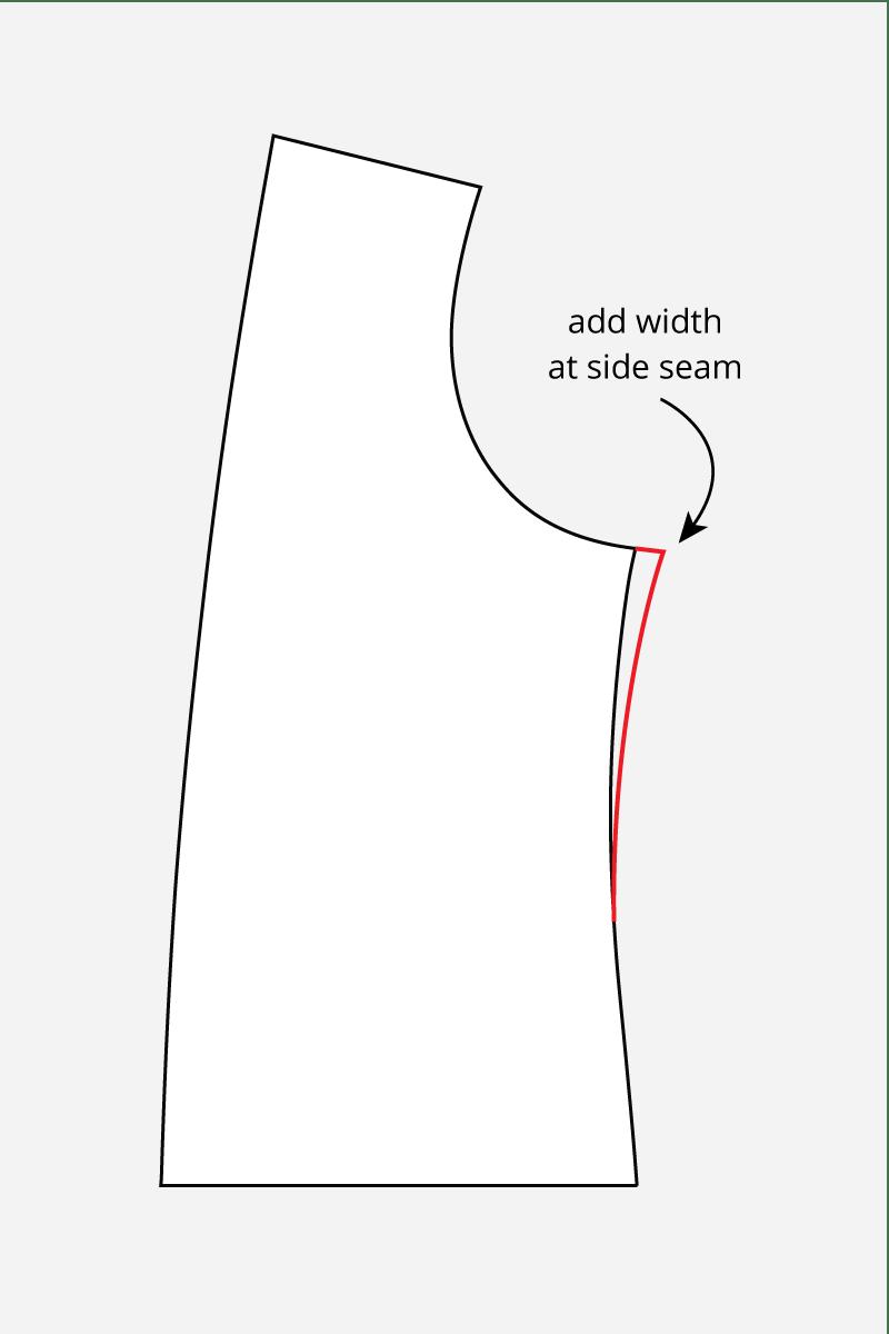 full bicep adjustment