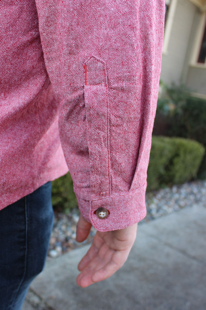 Fairfield Button-up
