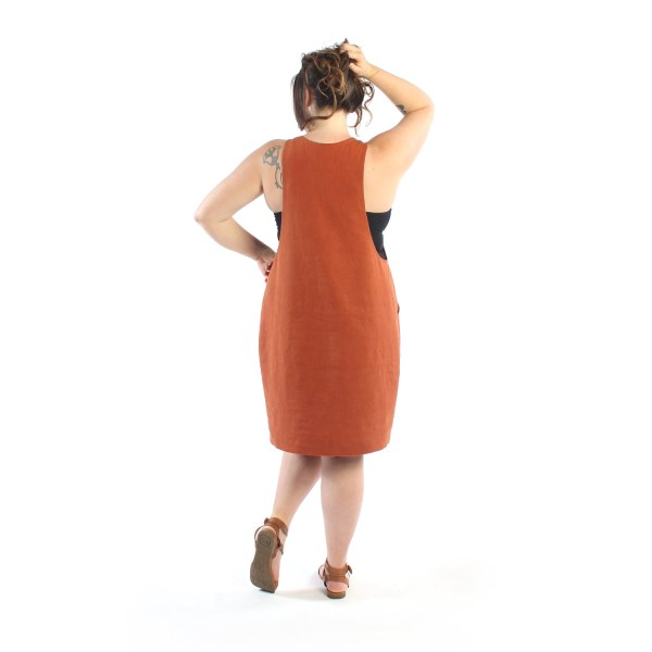 York Pinafore Pattern