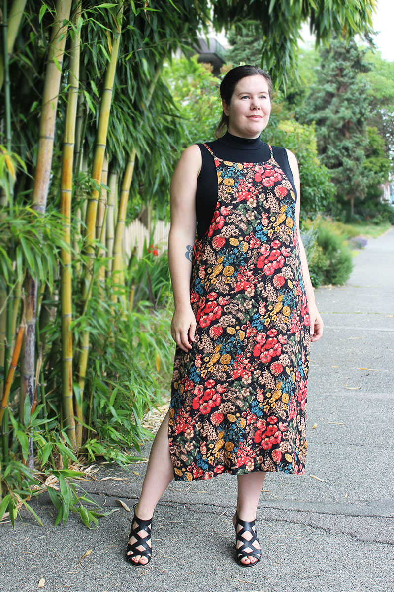 Long York Pinafore