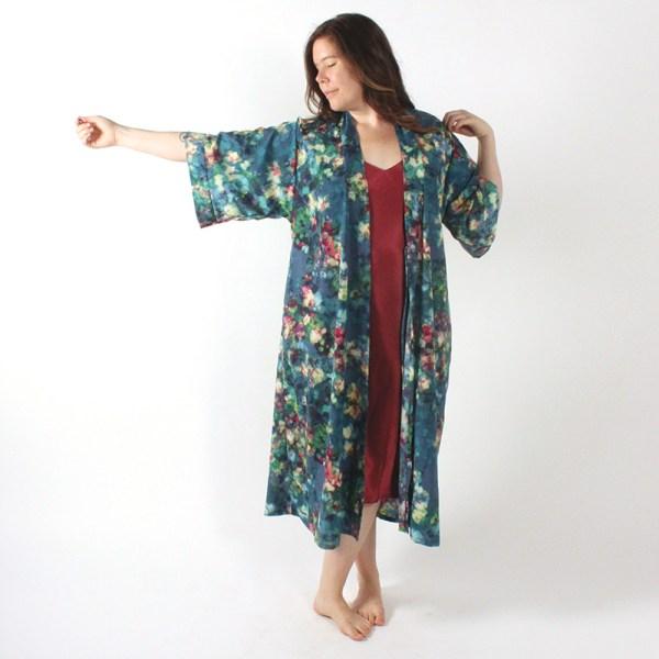 Suki Kimono PDF Pattern by Helen's Closet