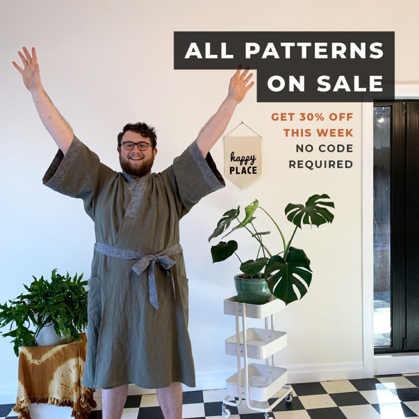 Helens Closet Patterns Sale