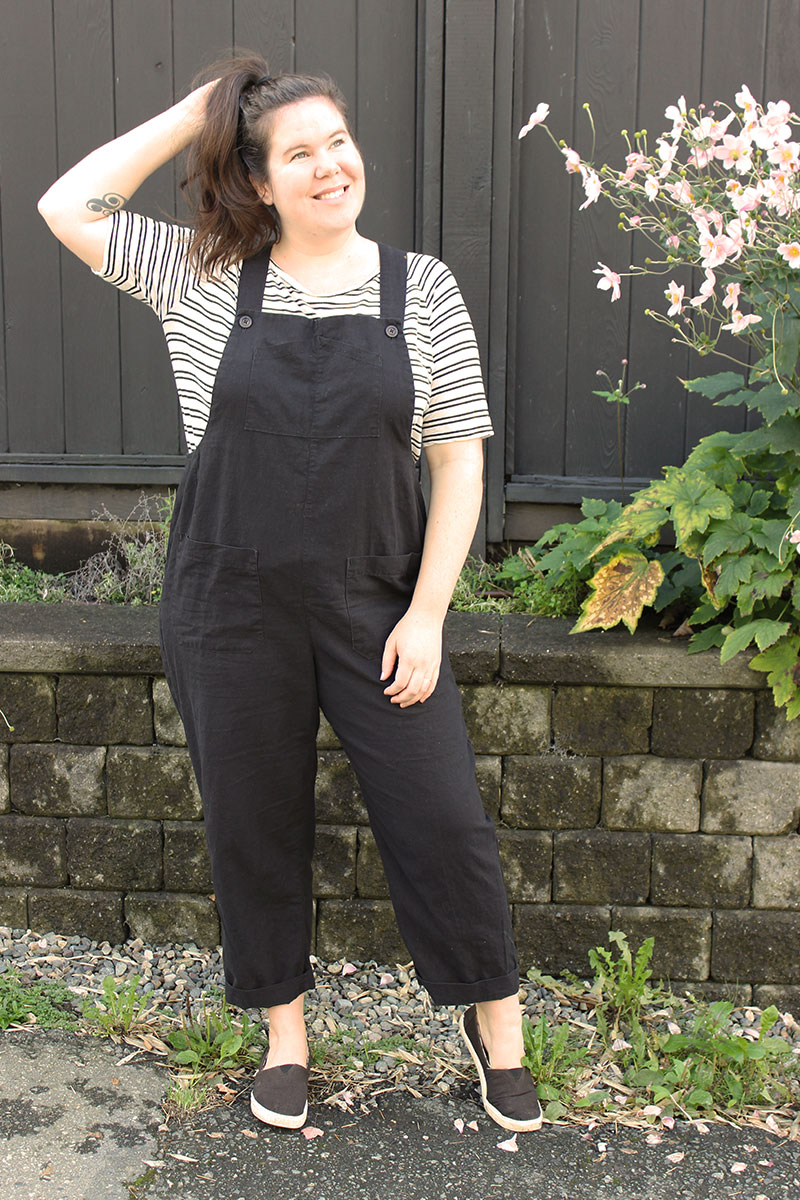 Yanta Overalls by Helen's Closet