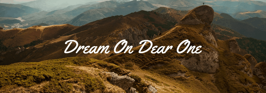 Dream On Dear One by Helen Sherwin