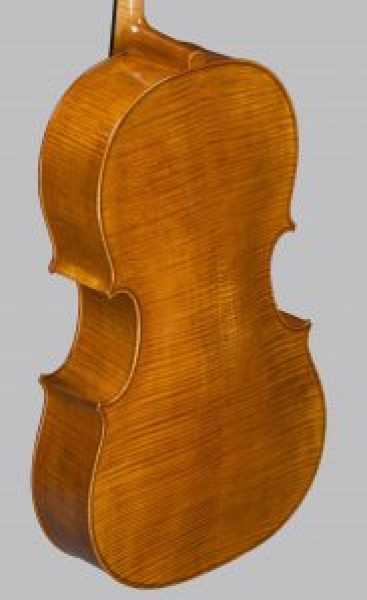 2015 cello based on GB Ruggieri 1685