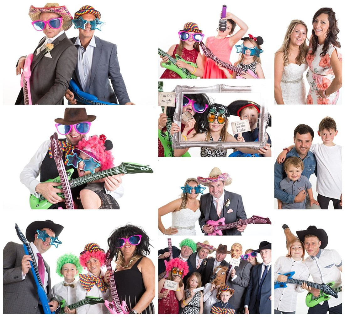 Photobooth Upper House Barlaston