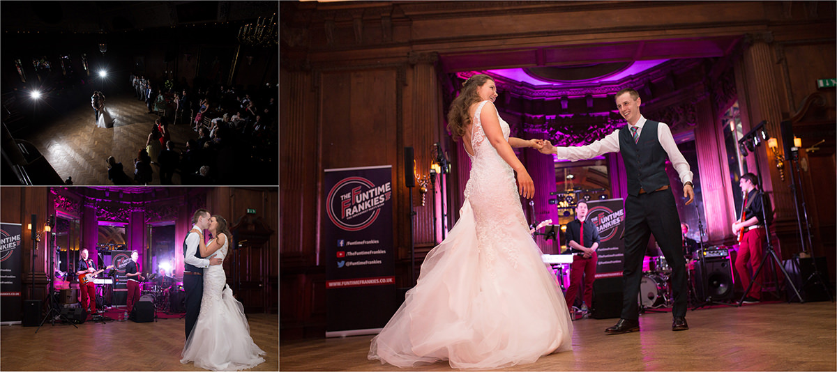 Thornton Manor First Dance