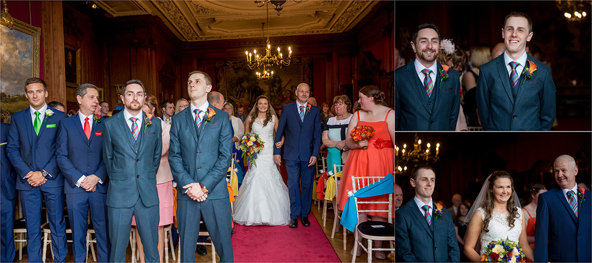 Wedding Ceremony Thornton Manor