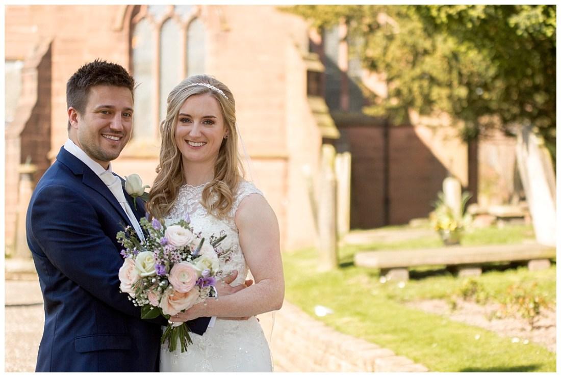 Chester Church Wedding