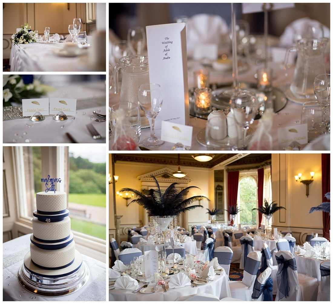 Keele Hall Wedding