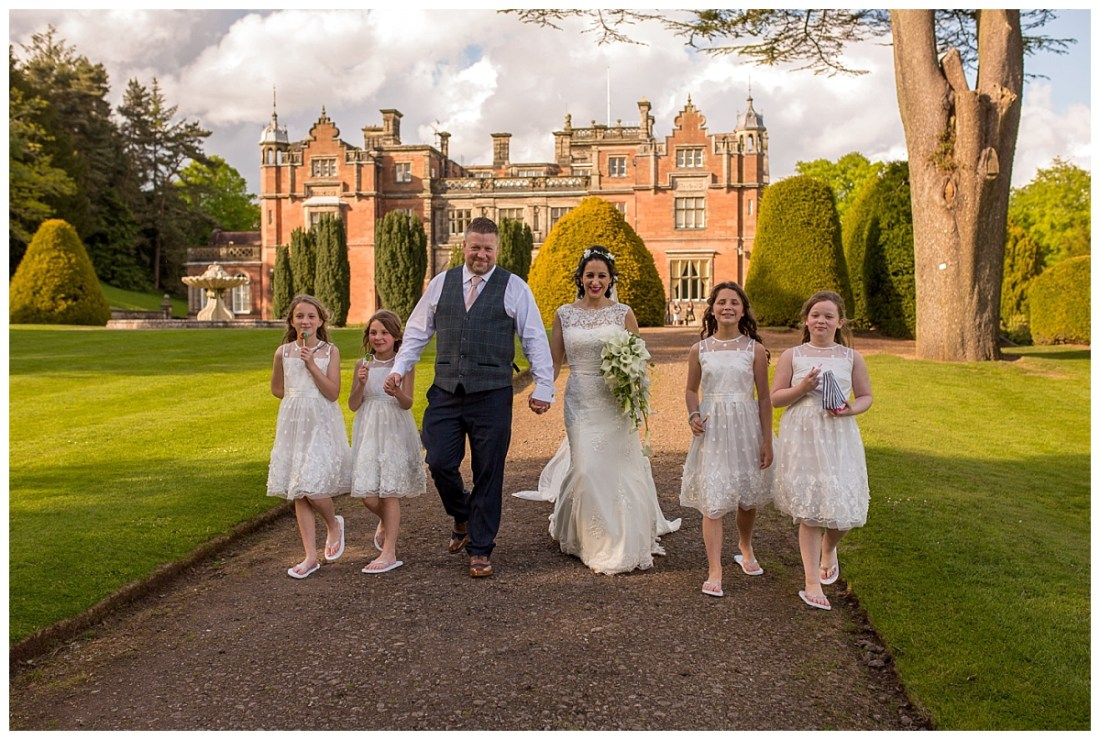 Keele Hall Wedding Photos
