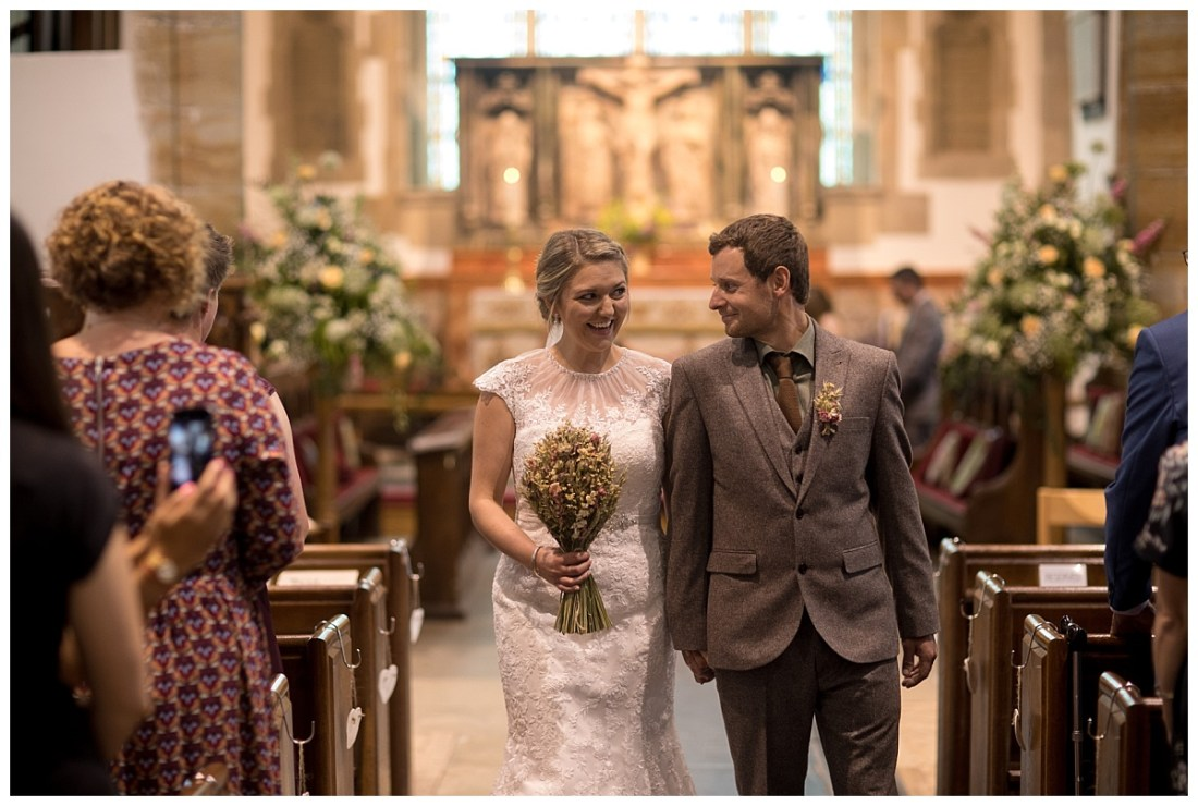 St Thomas A Becket Church Wedding
