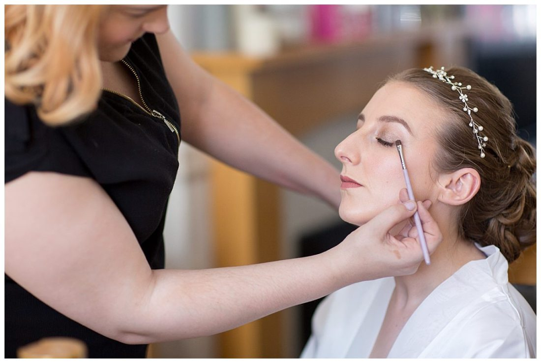 Liverpool Wedding Make Up