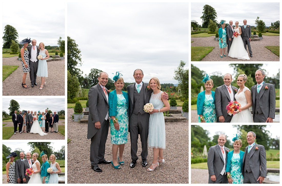 Willington Hall Wedding