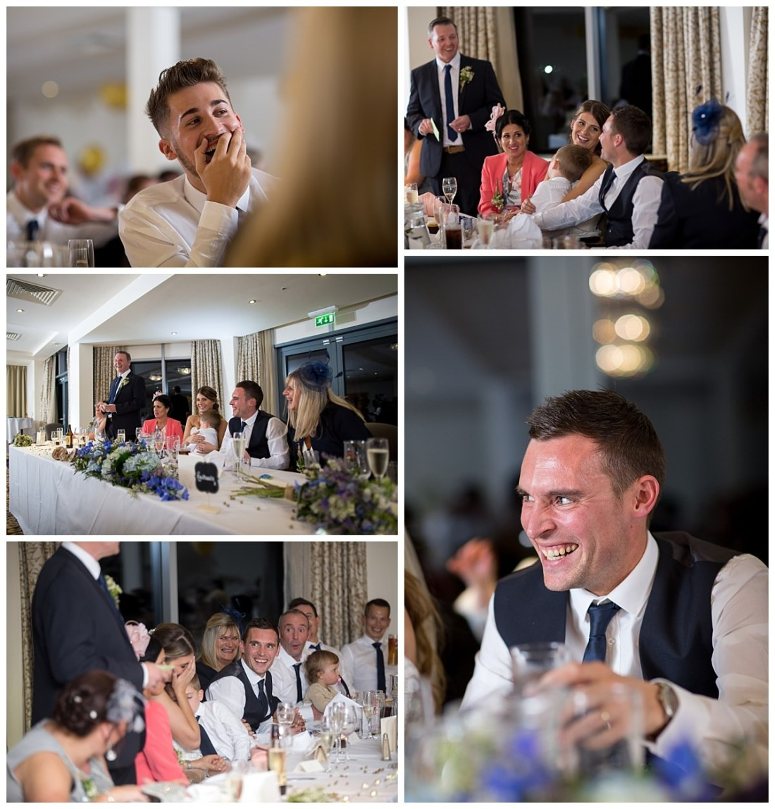 Wedding Speeches at the Raithwaite Estate